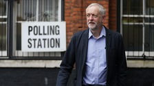 Corbyn faces a coup over his leadership