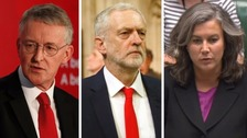 Corbyn faces shadow cabinet exodus amid Labour turmoil