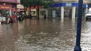 Ramsgate flooding