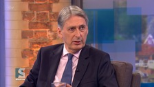 Hammond: Losing access to EU single market will be 'catastrophic'