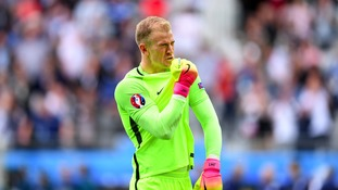 Watch England v Iceland live on ITV