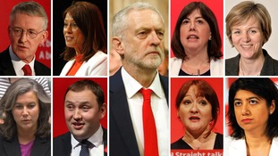 Labour in turmoil: Who's gone from the shadow cabinet so far?