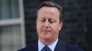 David Cameron will be searching for the rabbit, says James Mates