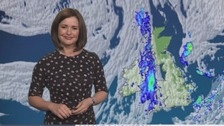 Weather: Rain in the west, sunshine and showers for east