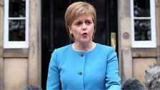 Nicola Sturgeon says SNP may try to block Brexit
