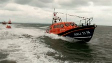 Fleetwood RNLI welcome state-of-the-art new lifeboat