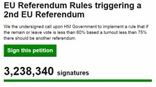 Parliament petitions committee removes over 70,000 'fraudulent' signatures
