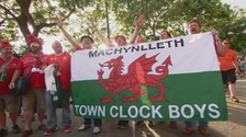 Wales fans and players daring to dream in Euros