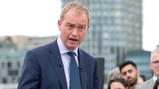 Farron's election fight to keep Britain in EU