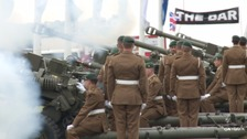 50,000 flock to Armed Forces Day in Plymouth