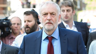 Jeremy Corbyn said he will reshape his shadow cabinet in the next 24 hours.