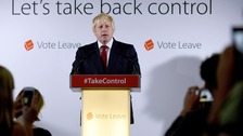 Boris Johnson: Post-Brexit UK will keep access to single market