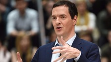 Osborne moves to reassure markets over Brexit vote