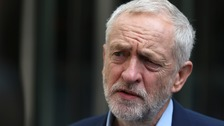 Corbyn due to meet Labour MPs amid shadow cabinet crisis