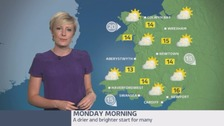 Wales Weather: Dry for most with plenty of sunshine
