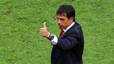 """We work better as underdogs"", says Chris Coleman"