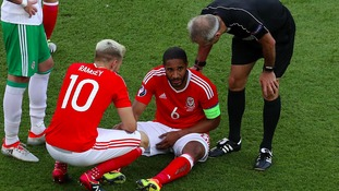 Wales to wait and see over Ashley Williams fitness