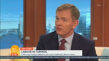 Chris Bryant warns Corbyn will destroy Labour Party