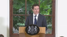 George Osborne: 'Britain is ready to confront what the future holds'