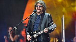 Birmingham's Jeff Lynne 'becomes a legend at Glastonbury'