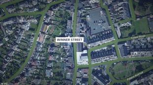 Police were called to a disturbance in Winner Street