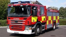 Bedfordshire Fire Service have had to deal with a spate of kitchen fires over the weekend