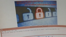 Cyber thieves demand ransom after hacking salon's system