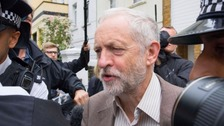 Jeremy Corbyn vows to fight on amid shadow cabinet exodus