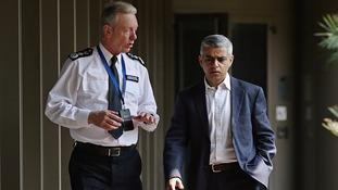 'Zero-tolerance' on hate crime London mayor and Met police chief say.
