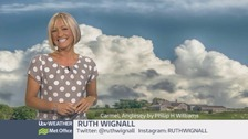 Wales Weather: Make the most of the sunshine today!