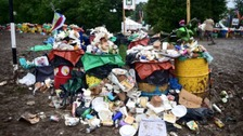 The clean up: Glastonbury in facts and figures