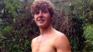 Aiden Webb from Norfolk who died after falling down a mountain in Vietnam