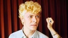 David Bowie exhibition in Cardiff for one night only