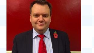 MP Nick Thomas