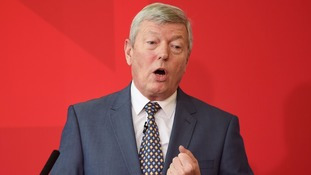 Alan Johnson, leader of the Labour In campaign