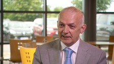 Andrew Tinkler, Chief Executive, Stobart Group