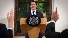 Did George Osborne overstate his Brexit warnings?