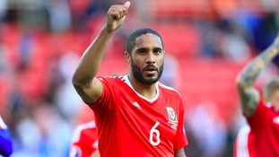Wales expect Ashley Williams to be fit for Friday after injury scare