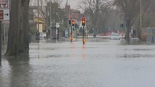 Route revealed for Oxford flood scheme