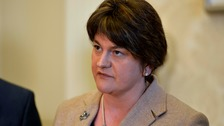 The First Minister Arlene Foster has said Brexit offers opportunities for NI.