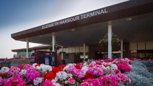 Elizabeth Harbour Terminal, where the one vehicle collision happened