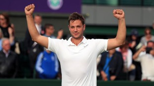 Marcus Willis could now face Roger Federer if the seven-time champion avoids a first round upset.