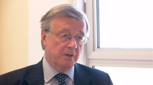 Sir Philip Bailhache, Jersey's External Relations Minister