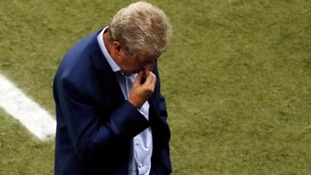 Hodgson resigns as England manager after shock Iceland loss