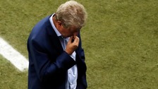 Hodgson quits after England's humiliating Euro 2016 exit