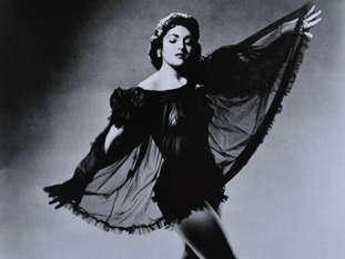 April March has been performing burlesque for more than 60 years.