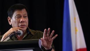 Filipino leader who may out-Trump, Trump