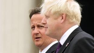 Boris backing 'struggling middle'