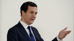 Chancellor George Osborne 'will not enter Tory leadership contest'