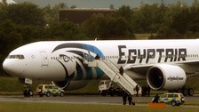 Experts repair flight recorder from crashed EgyptAir Jet